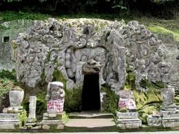 Stone Cage Temple