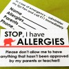 Everything You Should Know about Allergies -Allergy Types ,Symptoms and Treatment