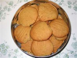 Delicious Butter Cookies Recipe