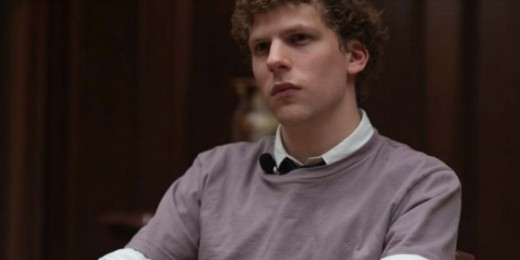 Jesse Eisenberg (The Social Network)