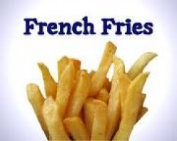 What Fast Food Restaurant  Has The Best French Fries?