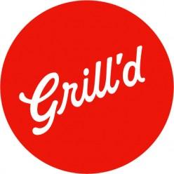 Grill'd Gluten Free Burgers and Buns - NOT Gluten Free!