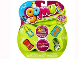 Collectible Gomu Erasers