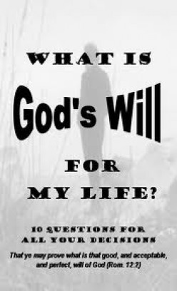 25 Ways To Live In The Will Of God