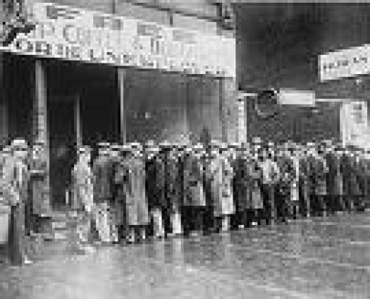 Capone's Soup Kitchen