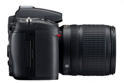 D7000 Right Side