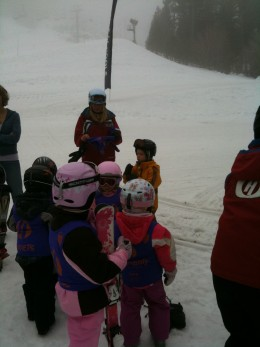 Group lessons can be a great way for a child to learn. They are less expensive than private lessons, allow children to learn with their peers and are age-appropriate.