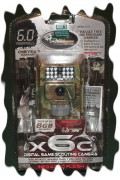 This is the Wildgame Innovations X6C infrared digital game camera.  This scouting camera is small but packed with features.