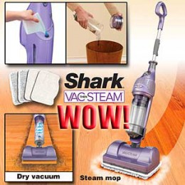 Shark Vacuum Cleaner Review Shark Vac Then Steam Mop