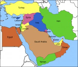 Dubai is part of the United Arab Emirates