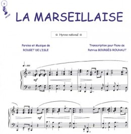 The words and the music are by Rouget de Lisle