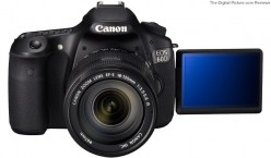 Canon EOS 60D - A Professional Quality Mid-Range DSLR