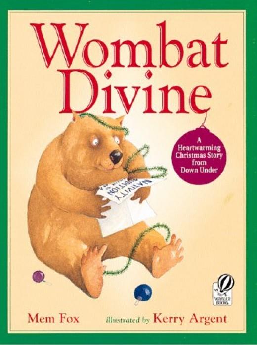Wombat Divine by mem Fox