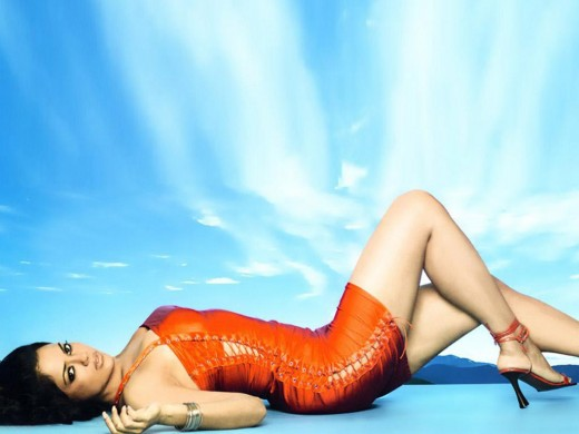 Curvy, lovely Sameera Reddy.