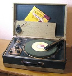 A recordio recorder and player by wilcox-gay 1939