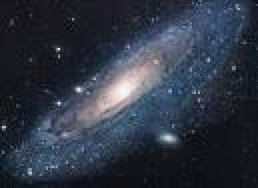 M31 or The Andromeda Galaxy an island universe, is the closest neighboring galaxy to our own milky way. It is located in the Andromeda Constellation which also borders the Constellation Pegasus. Pegasus is also home to the Gliese planetary system.