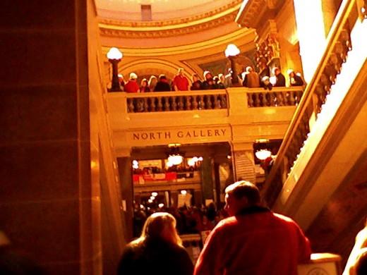 North Gallery.