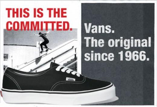 Vans Authentic