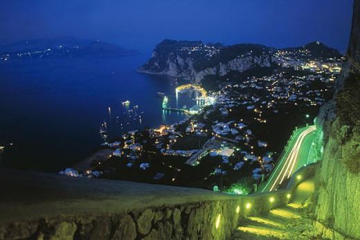 Capri night