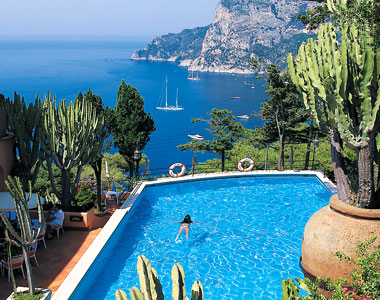 Hotels In Capri Palace Hotel U0026 Spa 380 Rooms