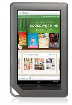 Which do you like better, reading the old fashioned way from a book or on an e-reader?