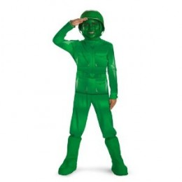 Sarge army men costume