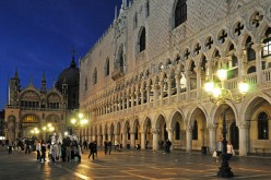 Doge's Palace and St. Mark's Cathedral. Photo by archer10 (flickr)