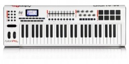 The M-Audio Pro Axiom Series Keyboard or Control Surface