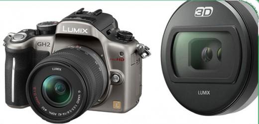 DMC-GH2 3D Lens Adaptor