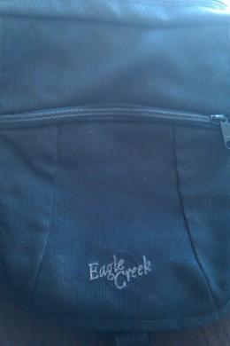 Repaired zipper.
