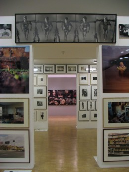 Make your own picture display wall