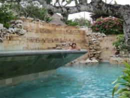 Relaxing holiday at Ayanas Bali