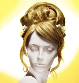 Paul Mitchell - Tousled Topknot