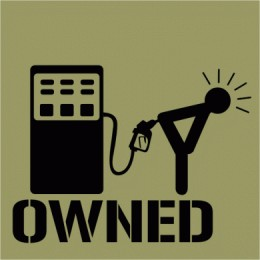 Do you feel the pain everytime you fill your car up with gas?