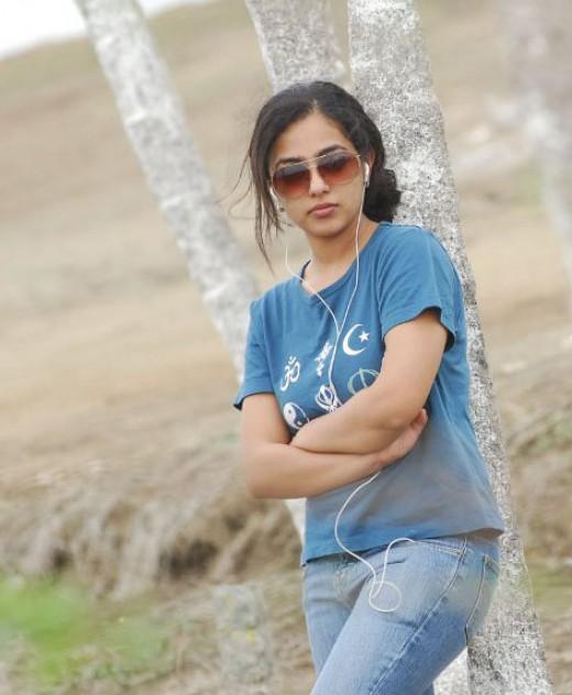 Valiya Kundikal Malayalam actress nithya menon photo gallery