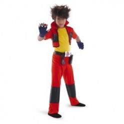 Dan Bakugan Kids Costume