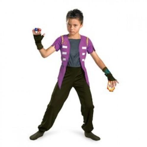 Shun Bakugan Halloween Costume