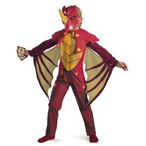 Dragonoid Bakugan Costume