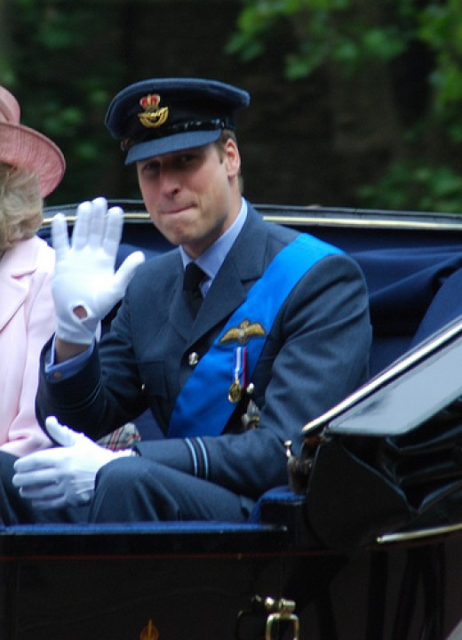 The shy but savvy Prince William is much loved by the nation