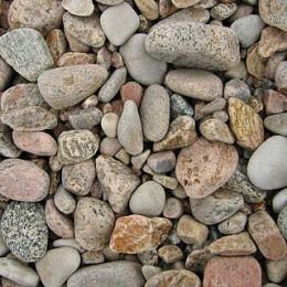Stones (different sizes)