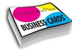 Tips In Getting Cheap Business Cards