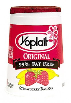 Yoplait yogurt drink , photo By eileenjellybean7, souce photobucket  - Health Benefits of Yogurt