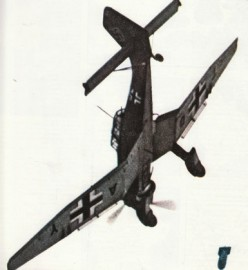 """""""The Stuka dive bomber, symbol of the Blitzkrieg in Poland in 1939. This terrifying aircraft swept all before it in the first year of the war."""" from http://rememberwhen.gazettelive.co.uk/2009/08/the-day-war-broke-out.html"""