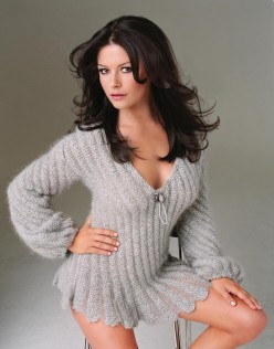 Catherine Zeta-Jones: Beauty and Exotic Looks and Now a New Honor