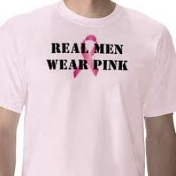 Men, dressed in Pink?