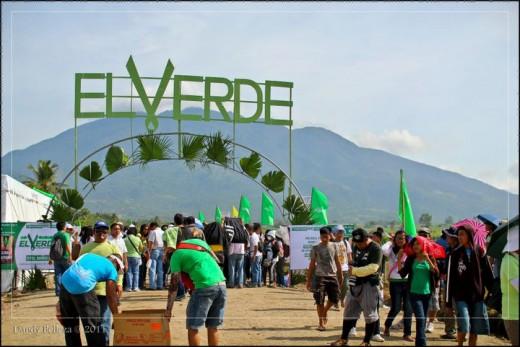 El Verde 12 Million Trees by 2012 Crusade (Photo by Dandy Belleza)