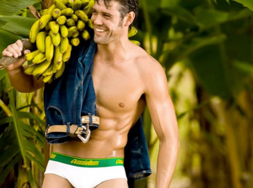 Manly Bananas...