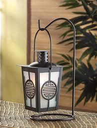 Asian Style Candle Holder