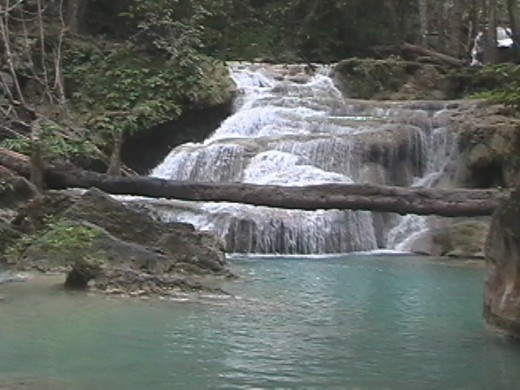 Waterfall Level 6