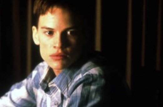 "Hilary Swank ""Boys Don't Cry"""